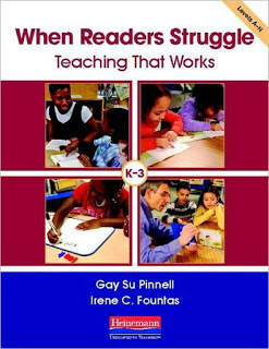 Professional Book For How To Help Struggling Readers