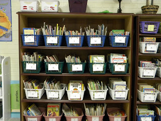 Classroom Library Linky Party