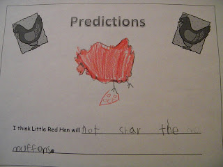 Little Red Hen and Predictions