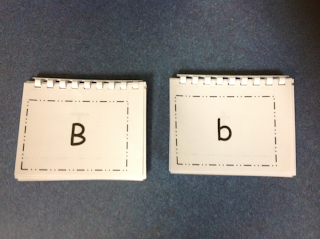 letter identification and identifying sounds
