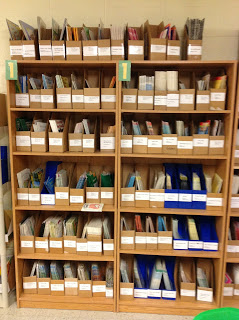 Lit Library where we keep all our books