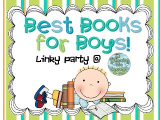 Best Books For Boys Linky!