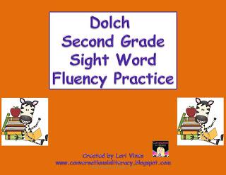 build sight word fluency
