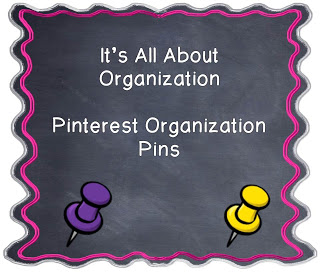 It's All About The Organization
