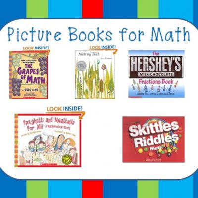 Picture Books for Math & Rhyming