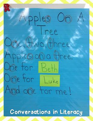 Poem using student names