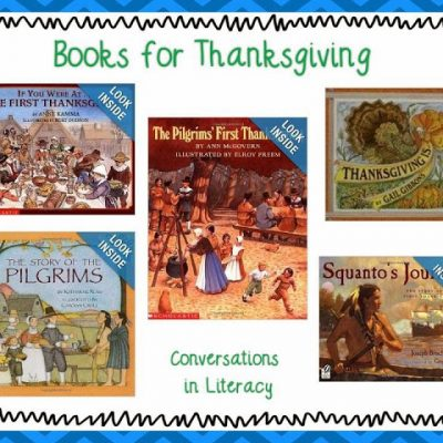 Thankful for Books