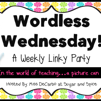 Wordless Wednesday- Assessments