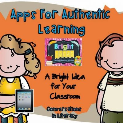 Apps for Authentic Learning-No Games!