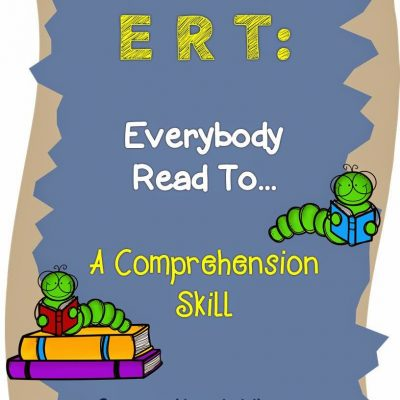 E-R-T:  Comprehension Skill FREEBIE