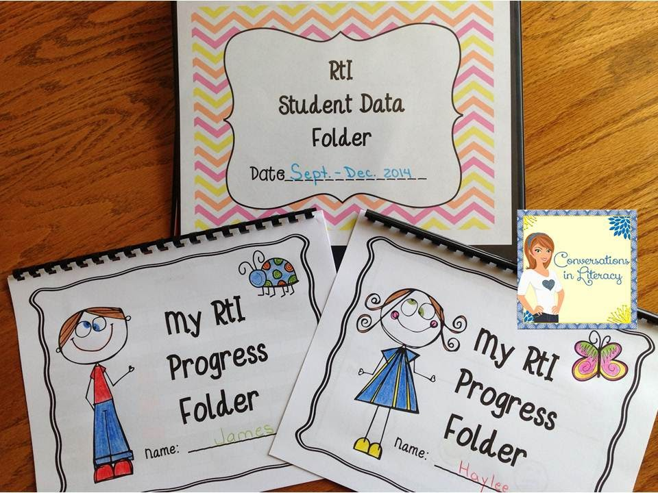 documenting and tracking student progress for RtI using graphs