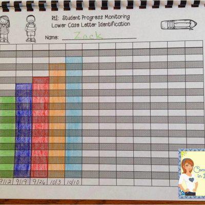 RtI- Document & Track Progress
