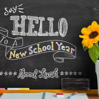 Back to School- Are You Ready?