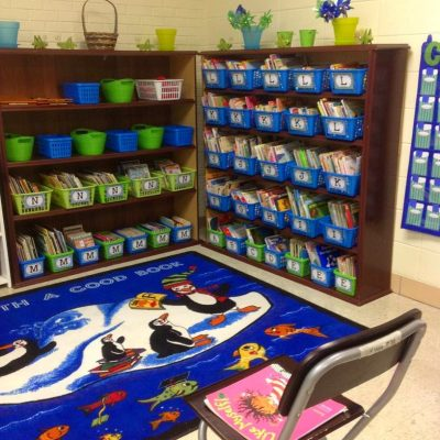Classroom Library Organization & Management