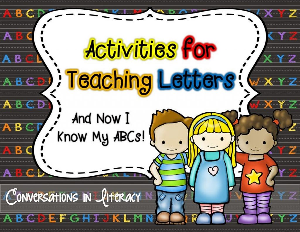 Teaching ABCs to students