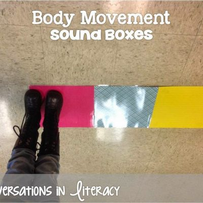 Body Sound Boxes & RtI