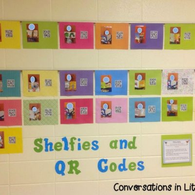 Shelfies, QR Codes & RtI