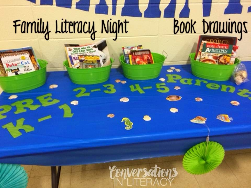 Organizing A Successful Family Literacy Night Conversations In