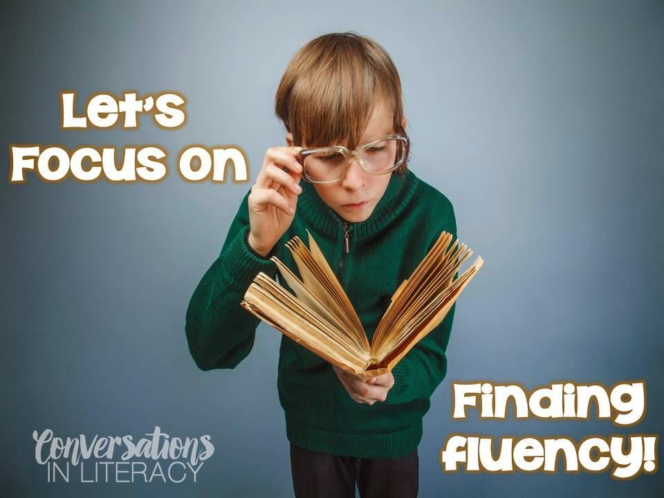 Activities to improve student's fluency