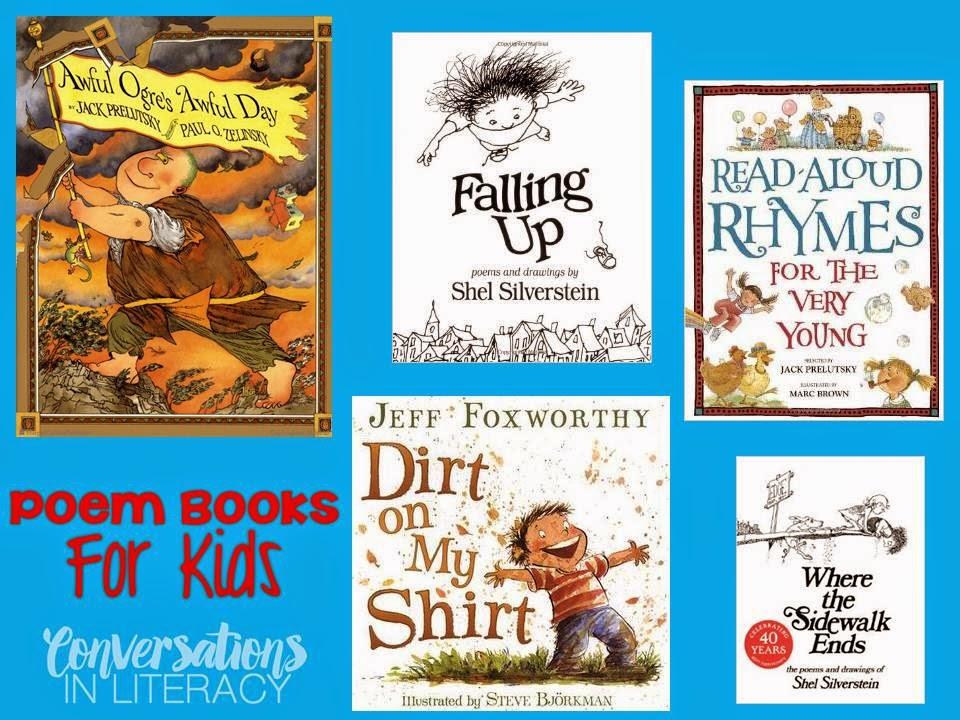 Poem Books for Kids