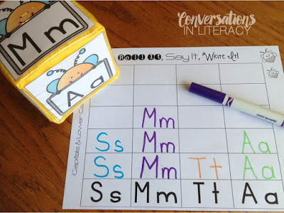 ABC Letters Activities