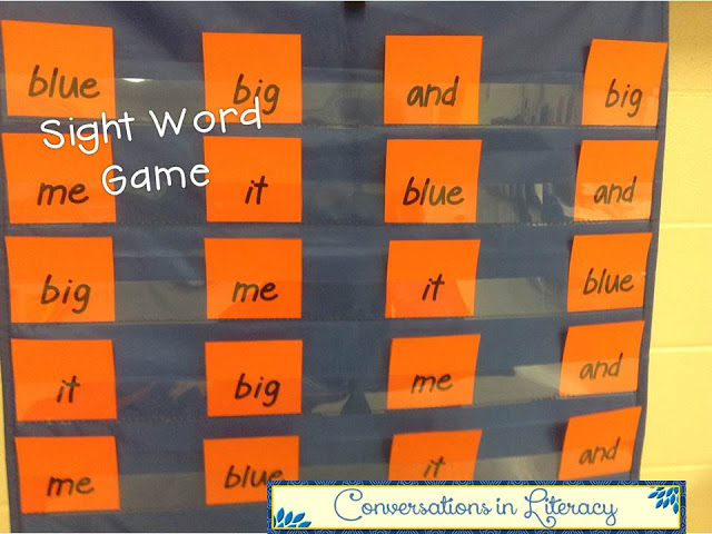 Low Prep Fun Sight Word Activities
