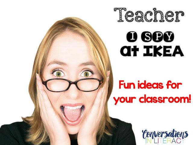 Teacher and Classroom Ideas from IKEA