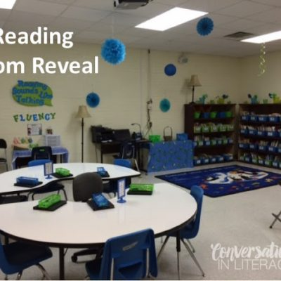 Reading Room Classroom Reveal
