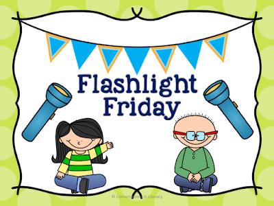 Flashlight Friday Freebie Sign