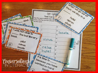 Open Syllable center activities for RTI