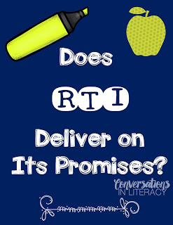 RTI:  A Successful Journey
