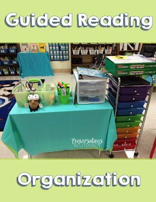 Guided Reading:  Organization