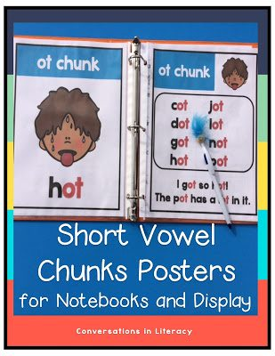 Word Work- Long and Short Vowels