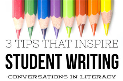 Writing Activities to Inspire Student Writing