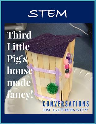 STEM Little Pig House