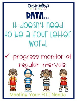 DATA…It's Not A Four Letter Word