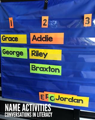 Fun Name and Letter Activities for Kindergarten