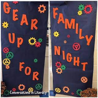 STEM and Family Literacy Night