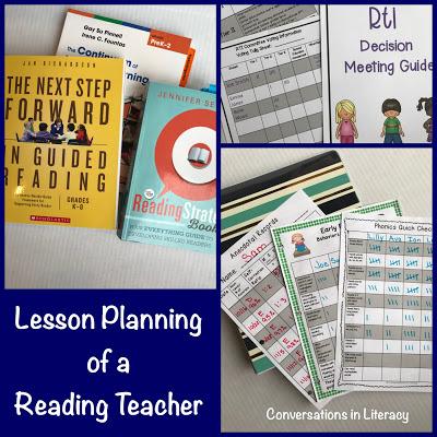 6 Days of a Reading Teacher