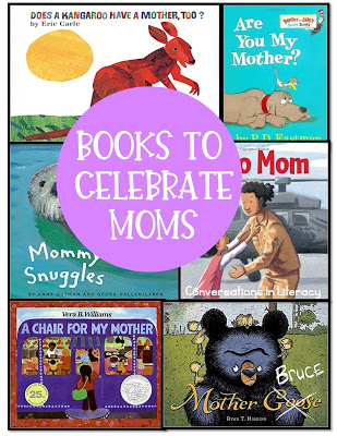 Mother's Day books, activities and ideas