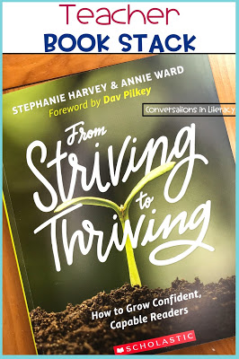 Teacher Book Stack Must Read Books for Teachers From Striving to Thriving