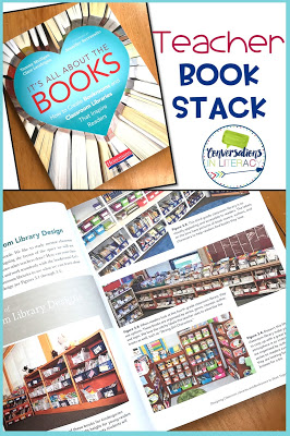 Teacher Book Stack Must Read Books for Teachers It's All About the Books