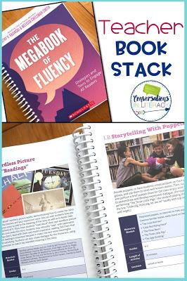 Teacher Book Stack Must Read Books for Teachers The Megabook of Fluency