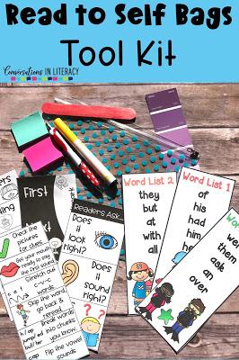 Reading Tool Kits
