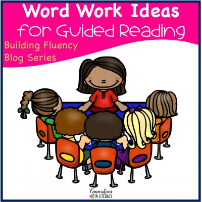 Phonics and Word Work Activities to Build Fluency