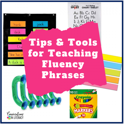 Tips for Teaching Fluency Phrases
