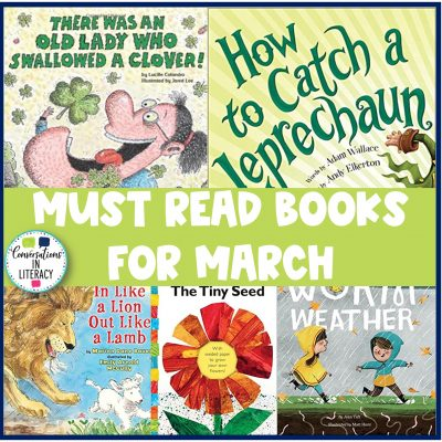 March Must Read Books